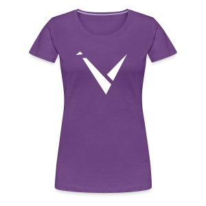 Vexento Shirt (Womens T-Shirt) [Purple] - Women's Premium T-Shirt