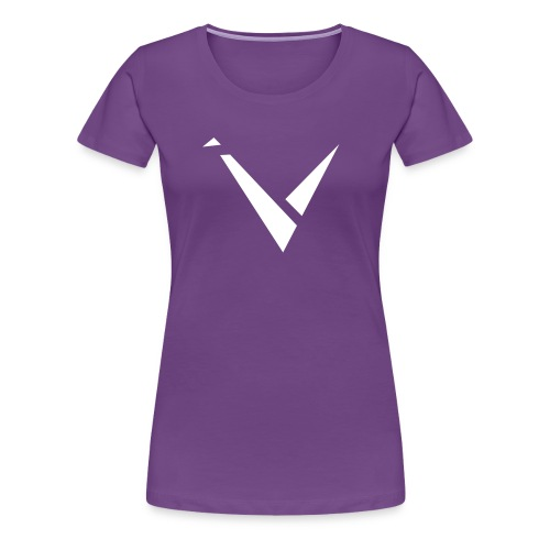 Vexento Shirt (Womens T-Shirt) [Purple] - Women's Premium T-Shirt