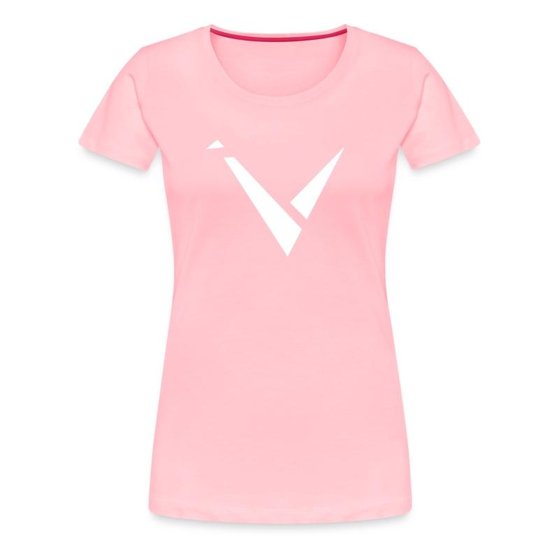 Vexento Shirt (Womens T-Shirt) [Pink] T-Shirt | 1100335