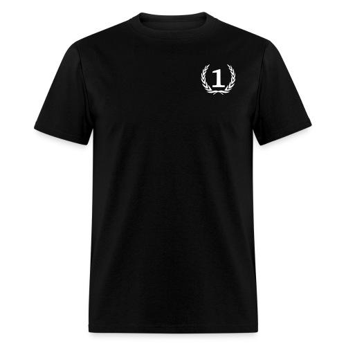 Number 1 Tee - Men's T-Shirt