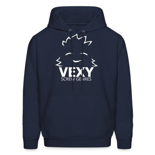 Vexy Hoodie (Mens) [Navy] - Men's Hoodie