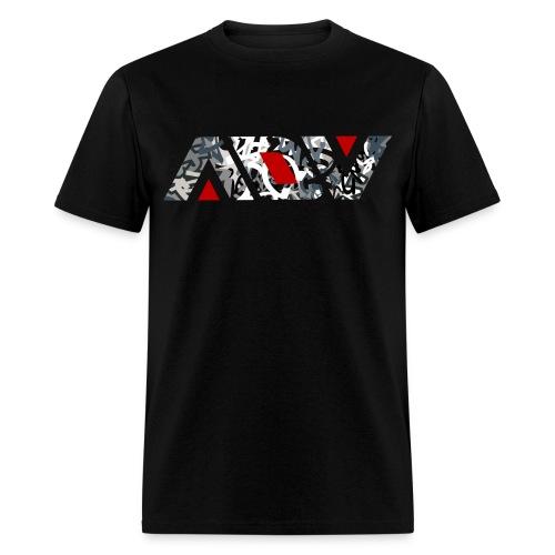 ADV Tennis Grafitti - Men's T-Shirt