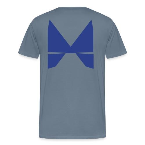 vector design  - Men's Premium T-Shirt