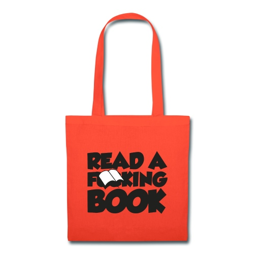Read a Book: the Book Bag - Tote Bag