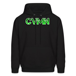 CVMN (green font) Hoodie - Men's Hoodie