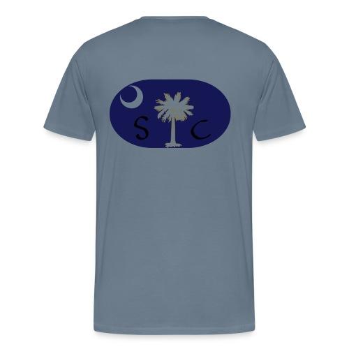 South Carolina design - Men's Premium T-Shirt