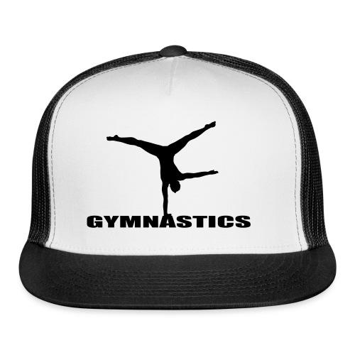 gym - Trucker Cap