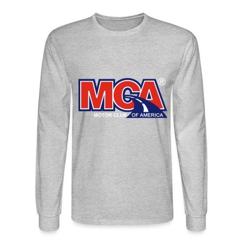 MCA MENS LONG SLEEVE T_SHIRT - Men's Long Sleeve T-Shirt