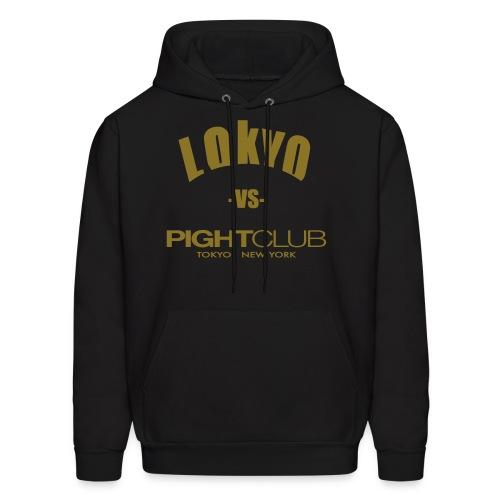 LOKYO vs PightClub hoodie - Men's Hoodie