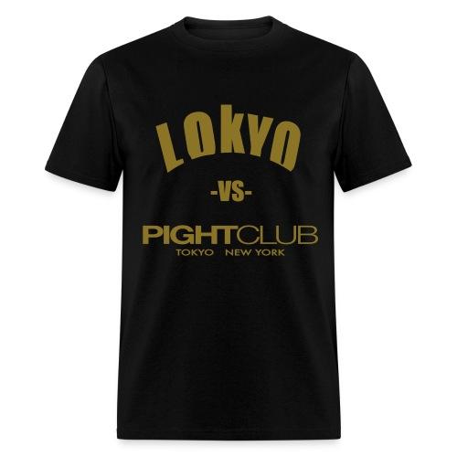 LOKYO vs PightClub tee - Men's T-Shirt