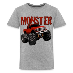 MONSTER Kids' Shirts - Kids' Premium T-Shirt