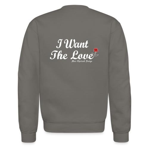 Marc Theriault Design - Crewneck Sweatshirt