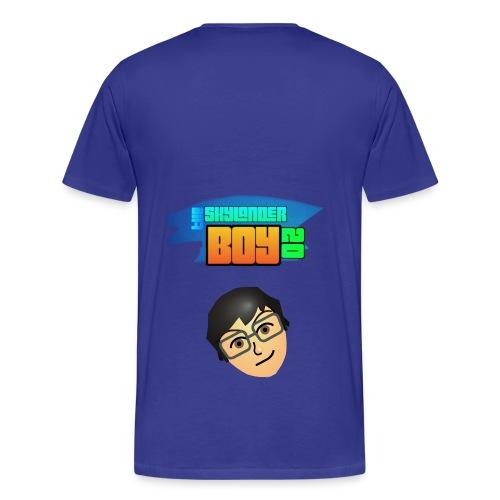 sb2.0 T-Shirts - Men's Premium T-Shirt