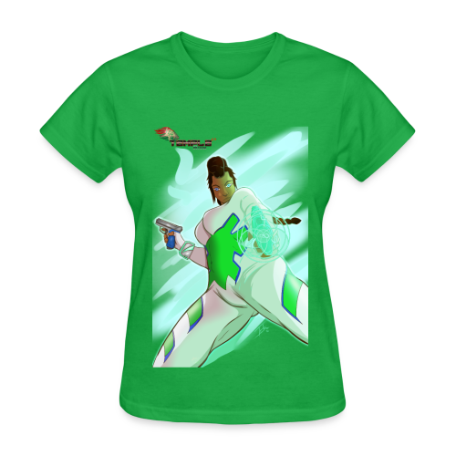 Phantom Shot Womens Tee - Women's T-Shirt