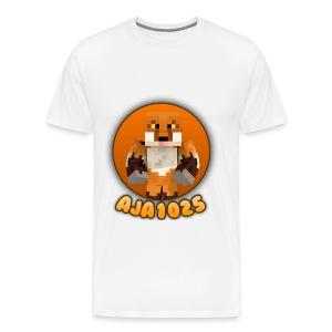 aja1025 Men'sT-Shirt - Men's Premium T-Shirt