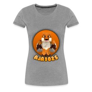 aja1025 Women's T-Shirt - Women's Premium T-Shirt