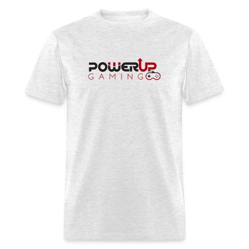 Classic Power Up Gamer's Tee - Men's T-Shirt