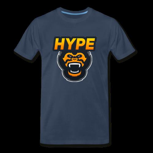 Men's hoodieHype T-Shirt - Men's Premium T-Shirt