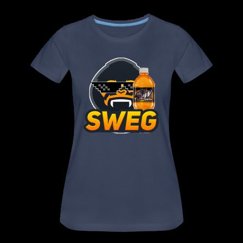 Women's hoodieSweg T-Shirt - Women's Premium T-Shirt