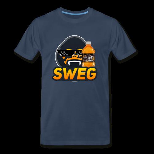 Men's hoodieSweg T-Shirt - Men's Premium T-Shirt