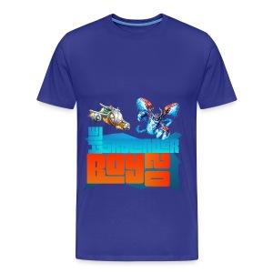 skylander boy 2.0 shirt - Men's Premium T-Shirt