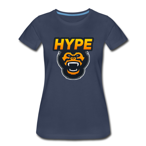 Women's hoodieHype T-Shirt - Women's Premium T-Shirt