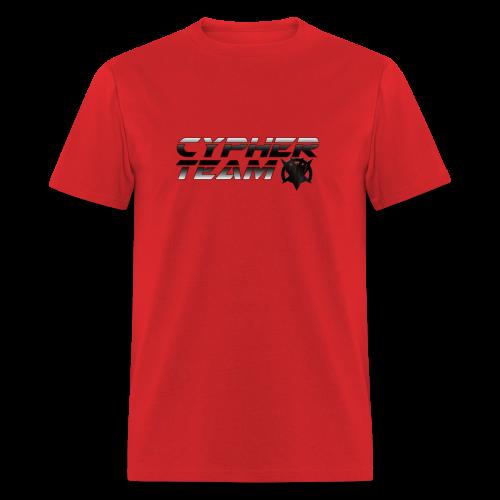 Cypher Team Mens Title Art Tee - Men's T-Shirt