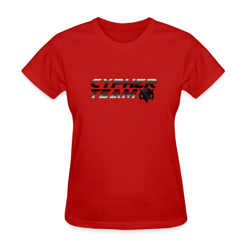 Cypher Team Womens Title Art Tee - Women's T-Shirt