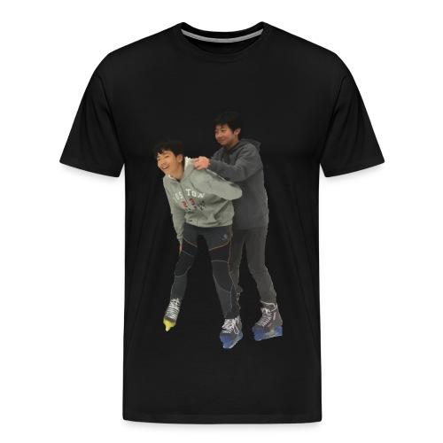 SKRUBS SHIRT FANTASTIC MR YANG/m - Men's Premium T-Shirt
