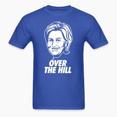 Over the Hill T-Shirts