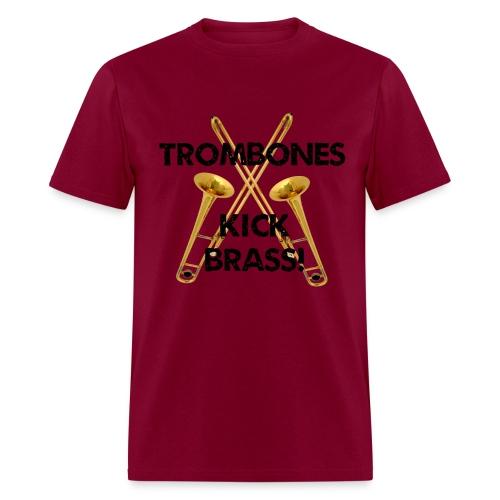 Men's Kick Brass T-Shirt - Men's T-Shirt