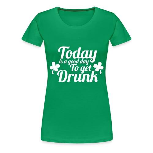 Today Tee (Women's) - Women's Premium T-Shirt