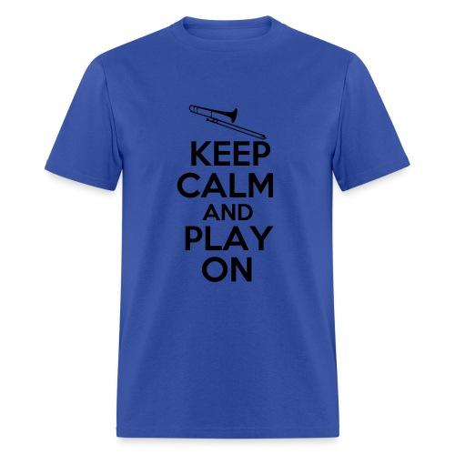 Men's Keep Calm T-Shirt - Men's T-Shirt