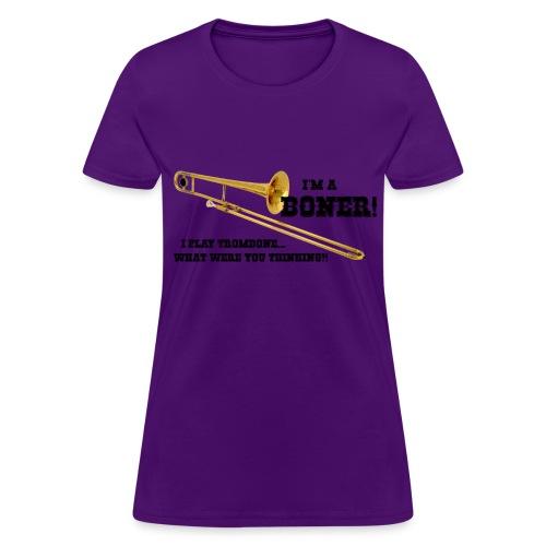 Women's Boner T-Shirt - Women's T-Shirt