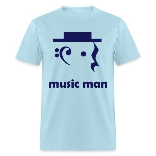 Men's Music Man T-Shirt - Men's T-Shirt