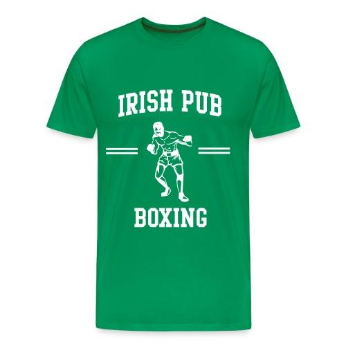 Irish Boxing Tee (men's) - Men's Premium T-Shirt