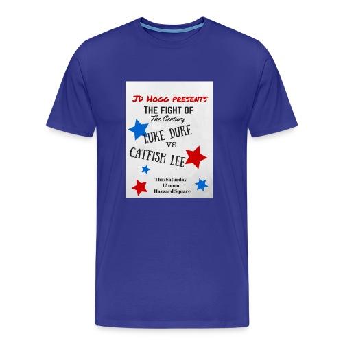 Fight of the Century T-Shirt - Men's Premium T-Shirt