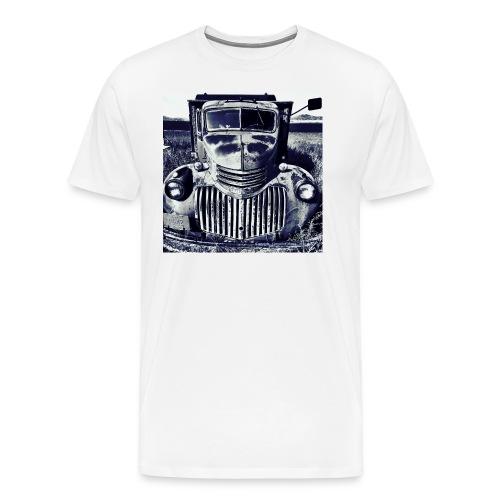 Greywood Truck T - Men's Premium T-Shirt