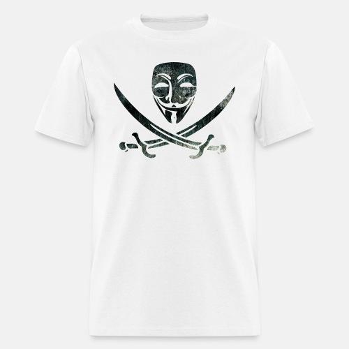 Digital Pirates - Men's T-Shirt