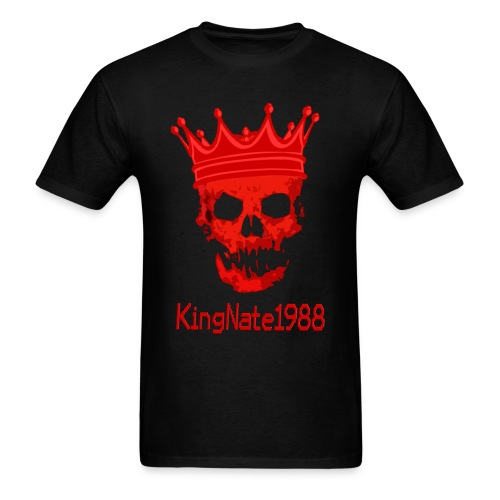 KingNate1988 Logo Shirt  - Men's T-Shirt