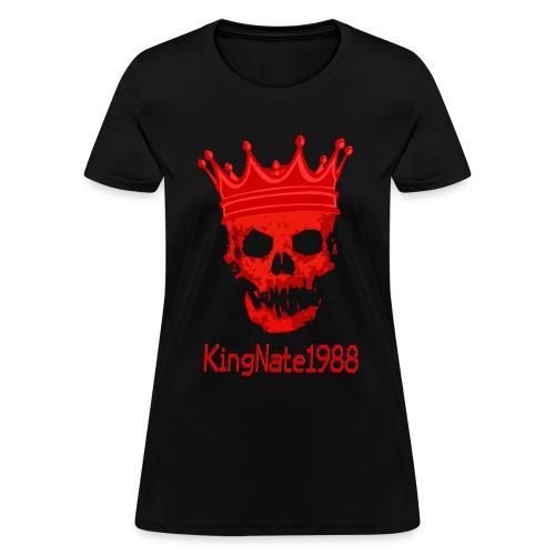 KingNate1988 Women's Logo Shirt  - Women's T-Shirt