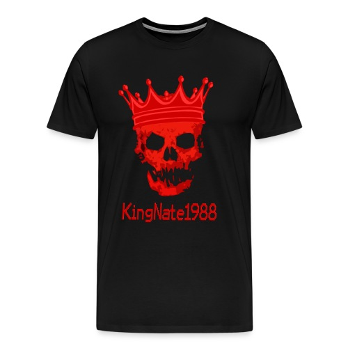 KingNate1988 Premium Logo Shirt  - Men's Premium T-Shirt