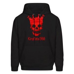 KingNate1988 Logo Hoodie  - Men's Hoodie