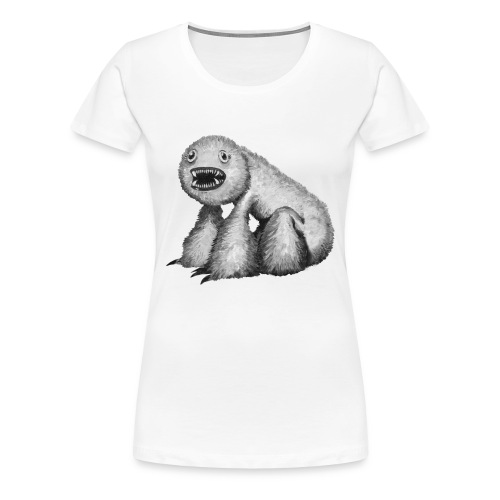 White Smooch - Women's - Women's Premium T-Shirt