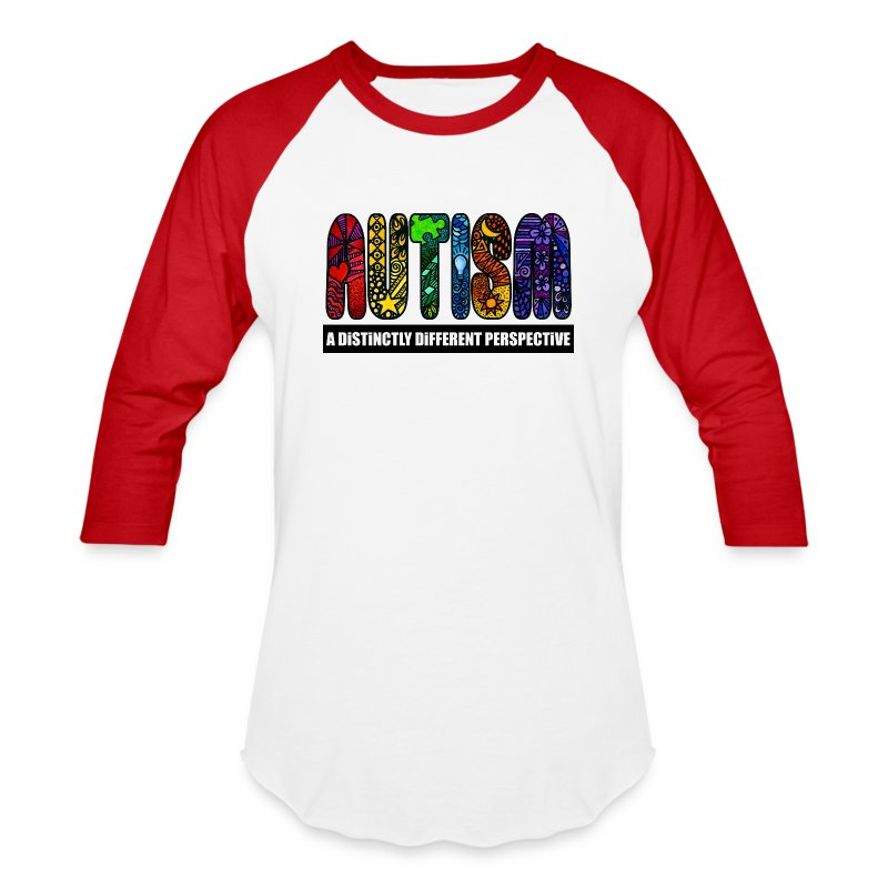 best autism design men s baseball t shirt spreadshirt