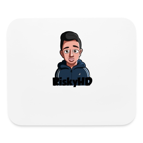 RiskyHD Mouse Pad - Mouse pad Horizontal