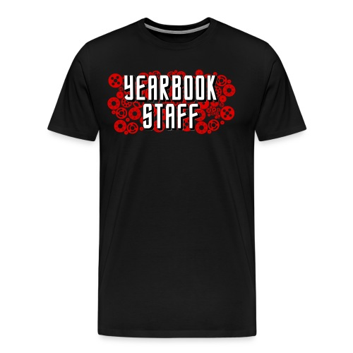 Yearbook Staff Romero - Men's Premium T-Shirt