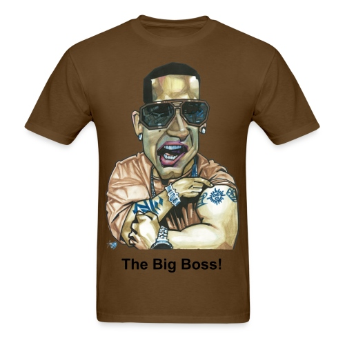 The Big Boss - Men's T-Shirt