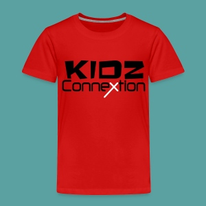 Kidz Connextion Toddler Tee - Toddler Premium T-Shirt
