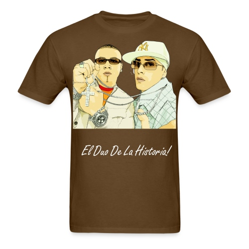 El Duo De La Historia - Men's T-Shirt